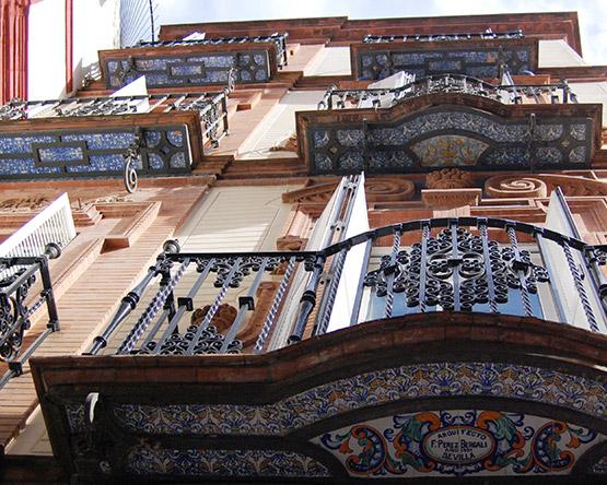 Sevilla central suites apartamentos tur sticos en for Alquiler de apartamentos en sevilla centro